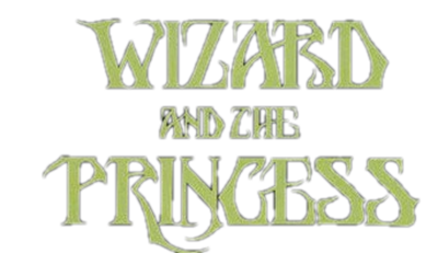 The Wizard and the Princess - Clear Logo