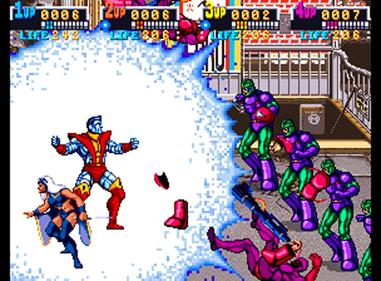 X-Men - Screenshot - Gameplay