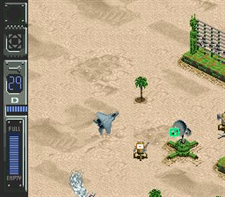 A.S.P.: Air Strike Patrol - Screenshot - Gameplay