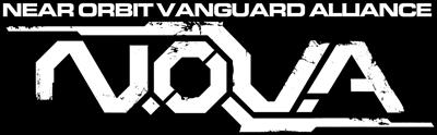 N.O.V.A.: Near Orbit Vanguard Alliance - Clear Logo