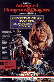 Advanced Dungeons & Dragons: Dungeon Masters Assistant: Volume II: Characters & Treasures