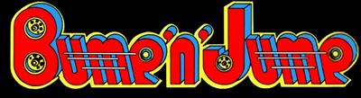 Bump 'n' Jump - Clear Logo