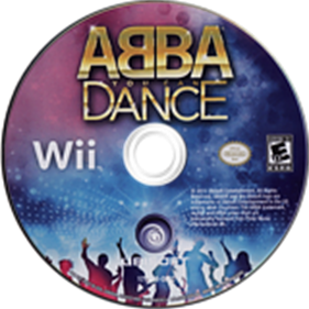 ABBA: You Can Dance - Disc