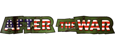After the War - Clear Logo