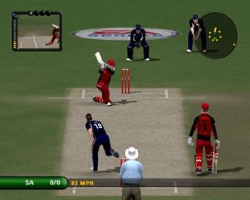 Cricket 07 - Screenshot - Gameplay
