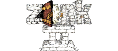 Zork II: The Wizard of Frobozz - Clear Logo