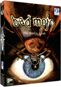 Bad Mojo - Box - 3D