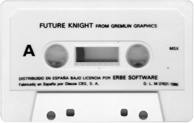 Future Knight - Cart - Front