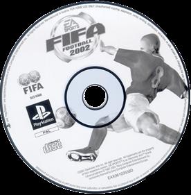FIFA Soccer 2002: Major League Soccer - Disc