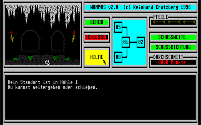 Wumpus - Screenshot - Gameplay