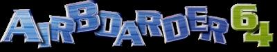 Air Boarder 64 - Clear Logo