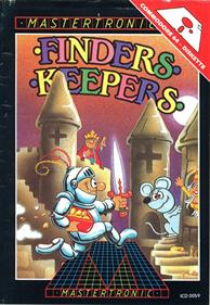 Finders Keepers (Mastertronic)