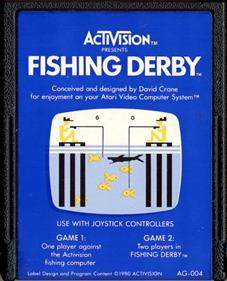Fishing Derby - Cart - Front