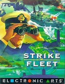 Strike Fleet - Box - Front