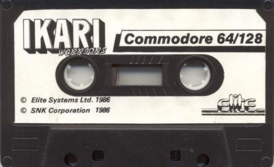 Ikari Warriors (Europe) - Cart - Front
