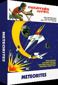 Meteorites - Box - 3D