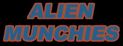 Alien Munchies - Clear Logo