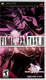 Final Fantasy II - Box - Front - Reconstructed