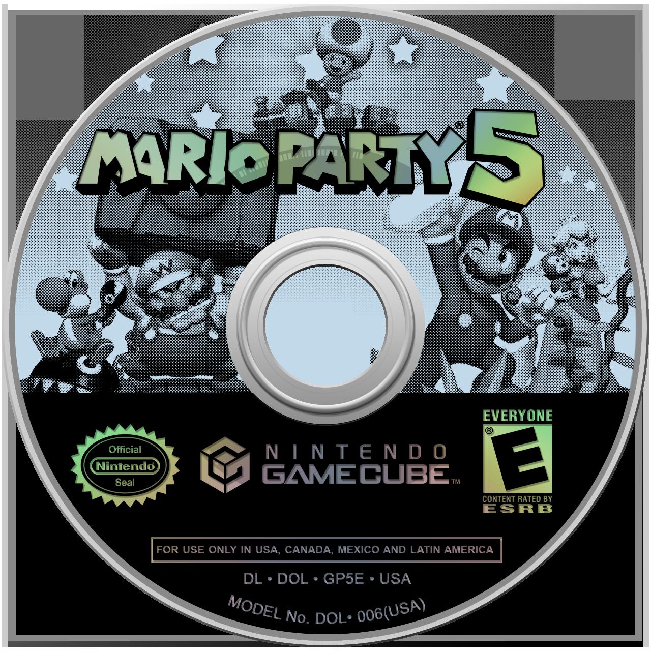 Mario Party 5 Details ...