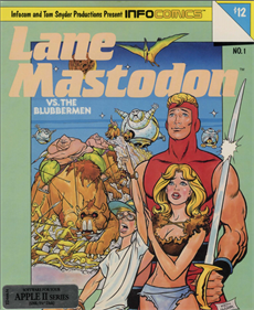 Lane Mastodon vs The Blubbermen