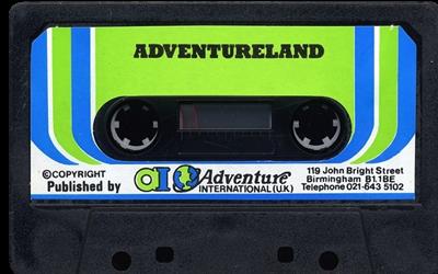 Adventureland - Cart - Front