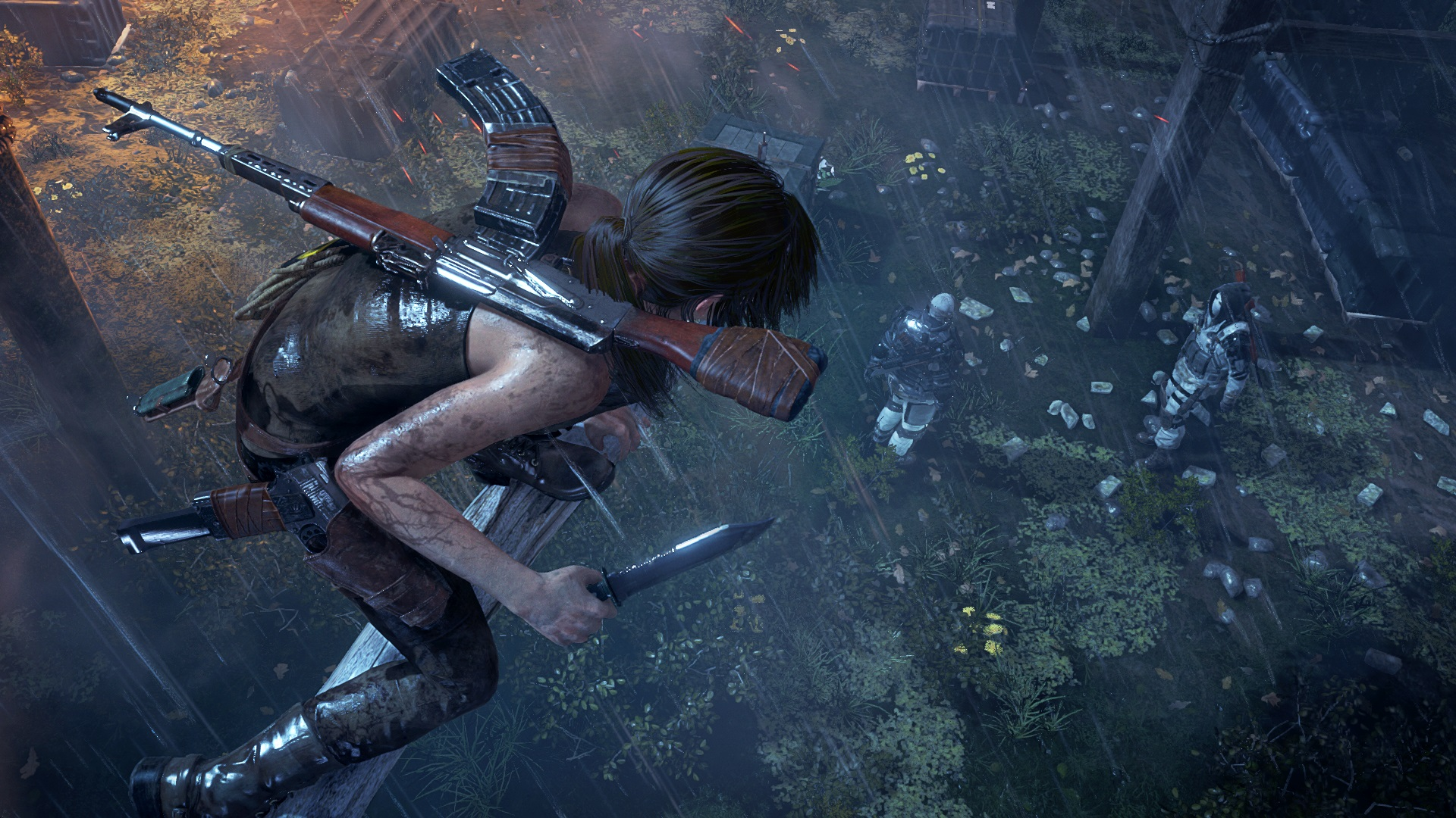Rise Of The Tomb Raider 20 Year Celebration Details Launchbox