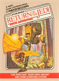 Star Wars: Return of the Jedi: Ewok Adventure