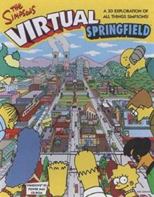 The simpsons virtual springfield details launchbox games for Virtual springfield