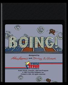Boing! - Fanart - Cart - Front