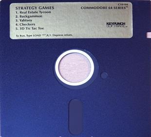 3D Tic-Tac-Toe (COMPUTE! Publications, Inc.) - Disc