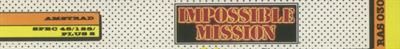 Impossible Mission - Banner