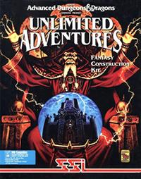 AD&D Forgotten Realms Unlimited Adventures