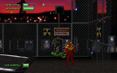 Iron Man / X-O Manowar in Heavy Metal - Screenshot - Gameplay