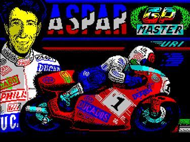 Aspar GP Master - Screenshot - Game Title