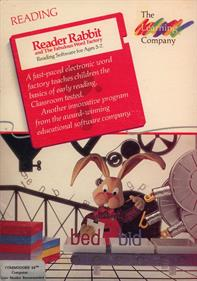 Reader Rabbit and the Fabulous Word Factory