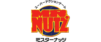 Mr. Nutz - Clear Logo