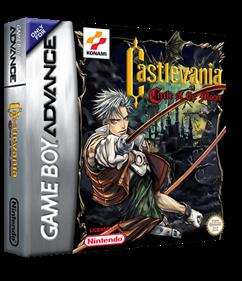 Castlevania: Circle of the Moon - Box - 3D