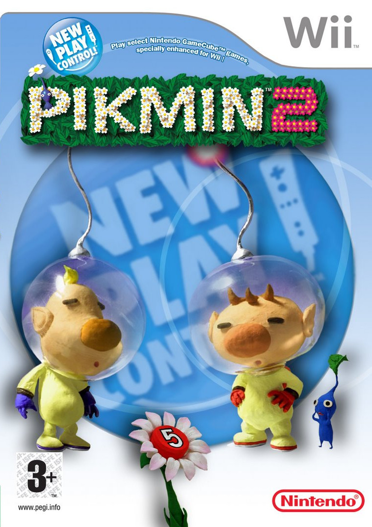 Pikmin 2 Details Launchbox Games Database