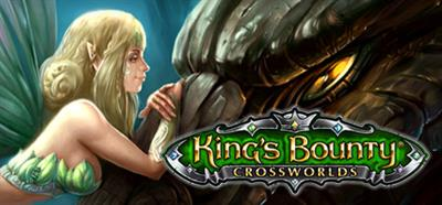 King's Bounty: Crossworlds - Banner