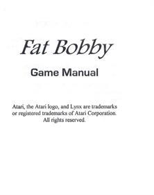 Fat Bobby - Screenshot - Gameplay