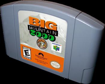 Big Mountain 2000 - Cart - 3D