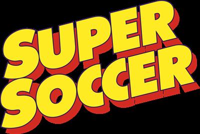 Super Soccer - Clear Logo