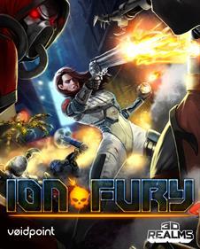 Ion Fury - Fanart - Box - Front
