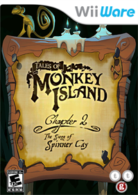 Tales of Monkey Island: Chapter 2: The Seige of Spinner Cay