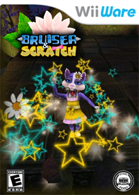 Bruiser and Scratch
