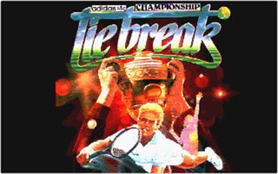 Adidas Championship Tie Break - Screenshot - Game Title