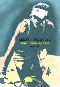 Andrea Petkovic Super Torneo de Tenis