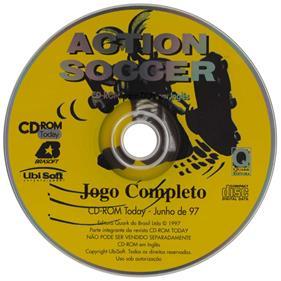 Action Soccer - Disc