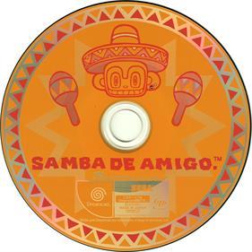 Samba de Amigo - Disc
