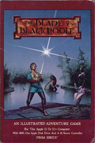 Blade of Blackpoole, The